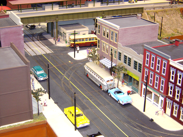 Model Transit Show!
