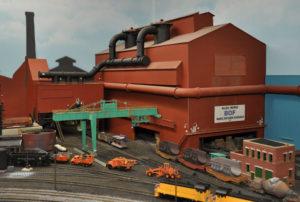 Ken McCorry Steel Plant